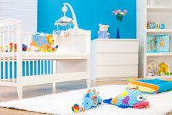 Kinderzimmer dekorieren – 5 Tipps