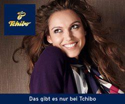 Schauen Sie im Onlineshop von Tchibo vorbei