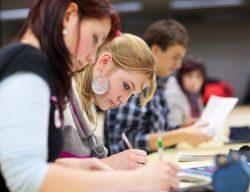 Versicherungsschutz für Schulabgänger
