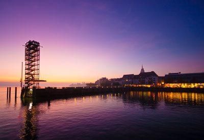 Friedrichshafen und sein Aussichtsturm