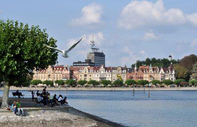 In Konstanz gibt es viel zu sehen