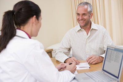 Sprechen Sie bei Vorbelastungen mit Ihrem Arzt