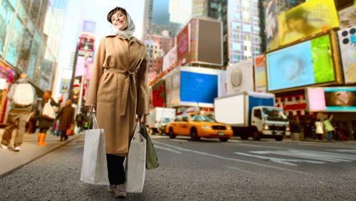 New York ist eine der größten Modemetropolen weltweit