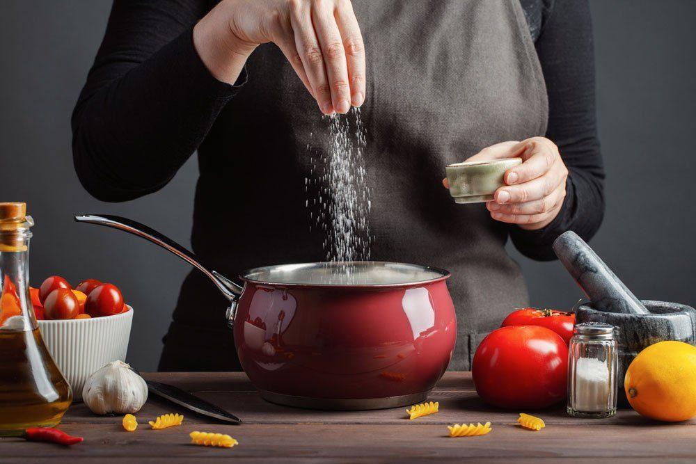 Suppe versalzen Tipps