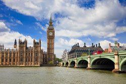 London ist eine teure Stadt