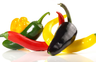 Es gibt unzählige Chili-Sorten