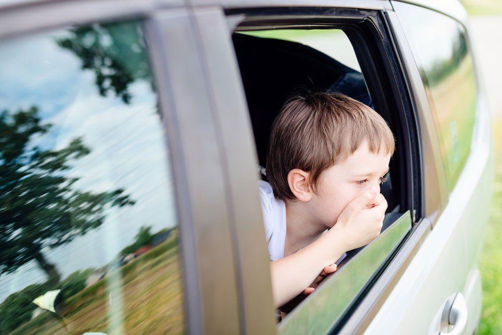 Reiseübelkeit Kinder Hilfe Tipps