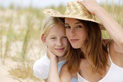 Haarpflege Sommer Kopfbedeckung