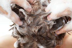 Haarpflege Sommer Haarspülung