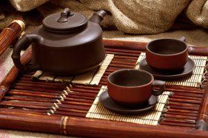 Typisch japanisch: der Teegarten