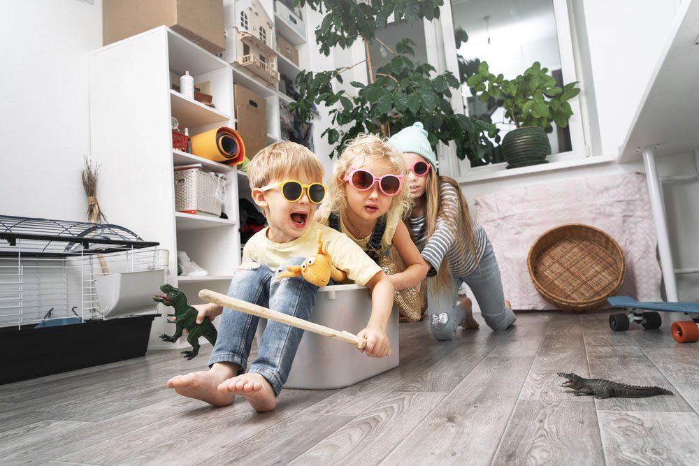 Kinder spielen trödeln Hilfe Tipps