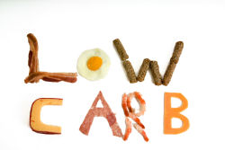 Abnehmen mit Low Carb