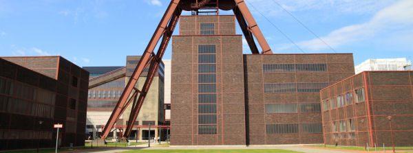 Ausflugtip: Zeche Zollverein in Essen