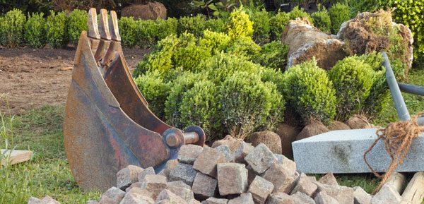 Garten neu anlegen