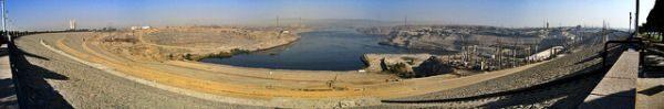 Weltberühmt - Der Assuan Staudamm