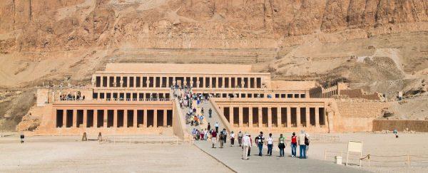 Beeindruckend - Die Tempel der Hatschepsut