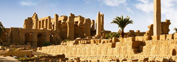 Größte Tempelanlage Ägyptens - Die Tempel von Karnak