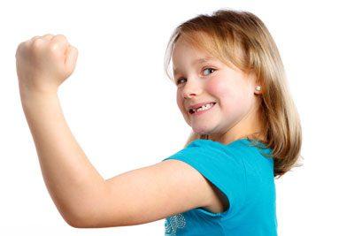 Stärken Sie das Selbstvertrauen Ihres Kindes