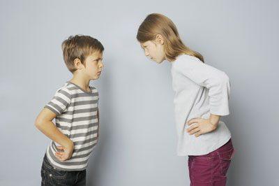 Ihr Kind sollte Beleidigungen einfach ignorieren