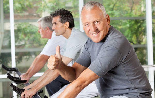 Sport wirkt sich auch positiv auf die Seele aus