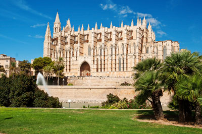 Gotische Kathedrale La Seu