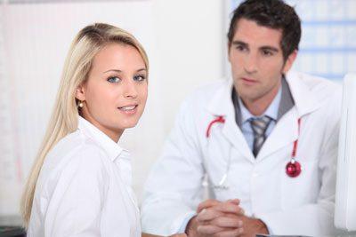 Sprechen Sie mit Ihrem Arzt