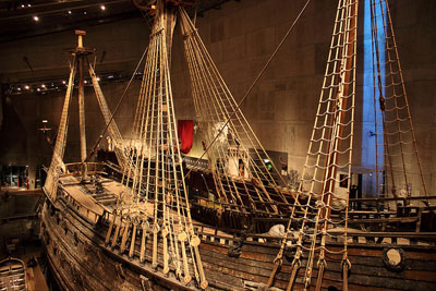 Kriegsschiff Vasa
