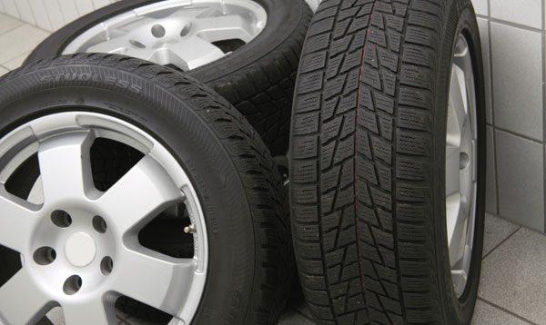 Reifen richtig lagern – So wird's gemacht
