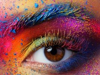 lidschatten tipps augen make-up farbe