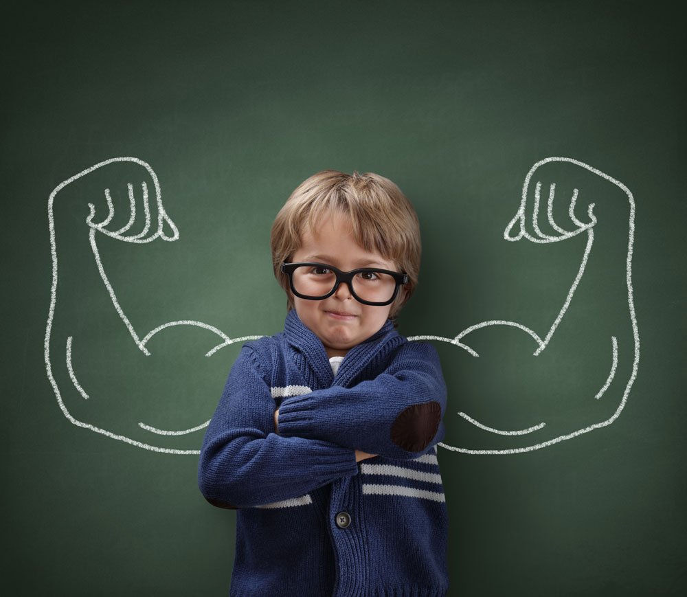 Kind Mobbing Selbstbewusstsein Stärke