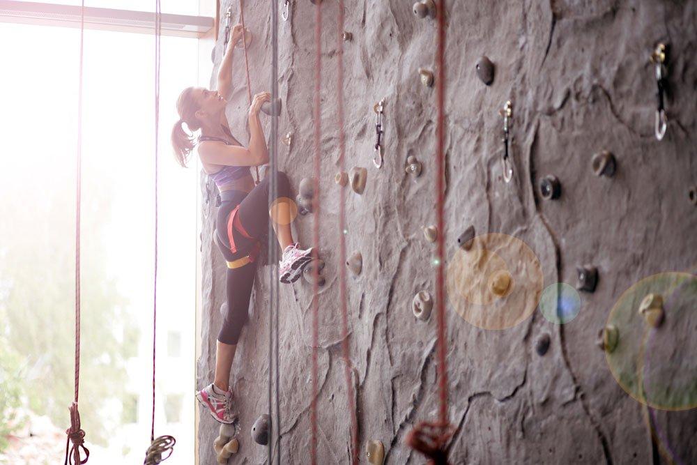 kletterhalle sicherheit tipps