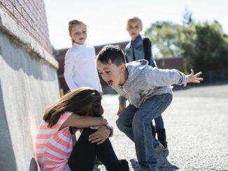 Kinder Schule Mobbing Tipps