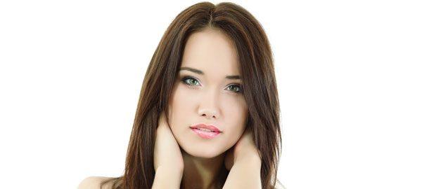 Frauen mit heller Haut können fast alle Farben tragen