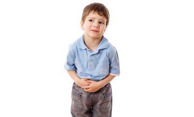 Für Kinder kann eine Verstopfung sehr schmerzhaft sein