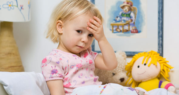 Verstopfung bei Kleinkindern – So können Eltern helfen
