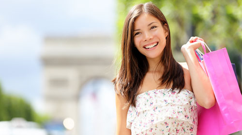 Paris gilt als die Modemetropole schlechthin