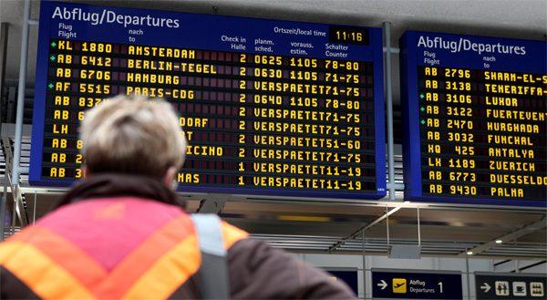 Diese Ansprüche haben Flugreisende bei Problemen am Flughafen