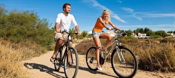 Fahrräder für große Menschen