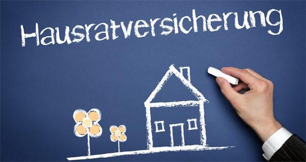 Hausratversicherung für Studenten