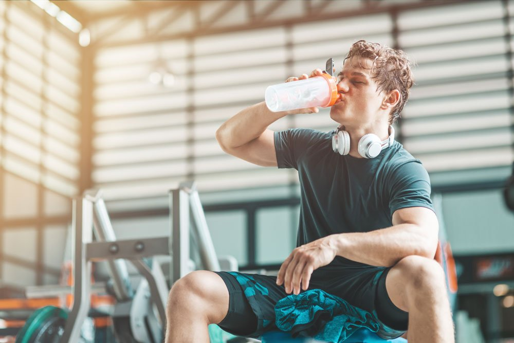 fitness tipps trinken
