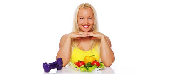 Ernährungsplan für gesteigerten Muskelaufbau bei Frauen