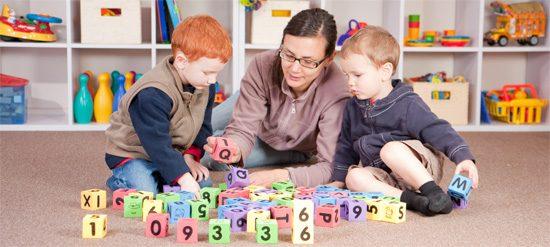 Kinderbetreuungskosten sind Sonderausgaben
