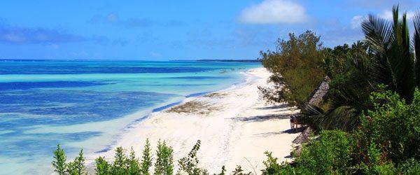 Urlaub in Sansibar