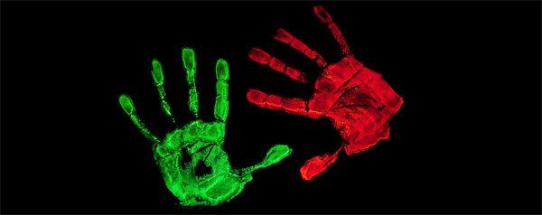 Mit UV-Leuchtfarben Partydeko aufpeppen
