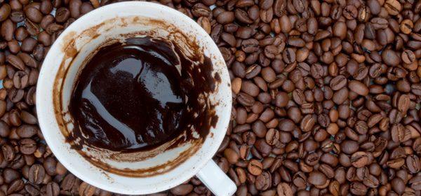 Hausmittel Kaffeesatz