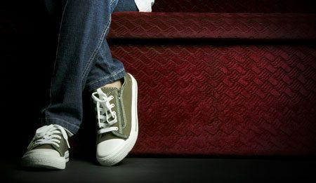 Schuhtrends 2013 Sneaker Slipper Loafer