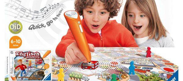 TipToi – Wie Sie mit audiodigitalen Lernspielen Ihr Kind fördern