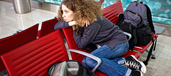 Urteil: Fluggesellschaften müssen Betreuungsleistungen erbringen