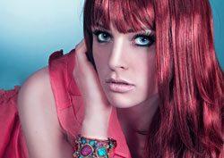 Haarfarben 213 Trends rot