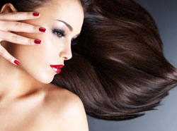 Haarfarben Trends 2013 Strähnen